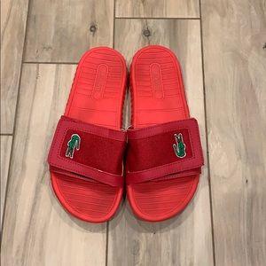 LACOSTE Men's Slides
